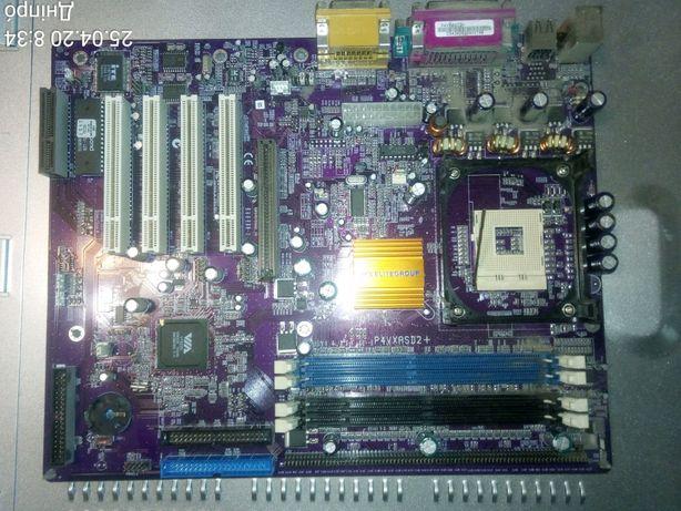 Компьютер, комплектующие