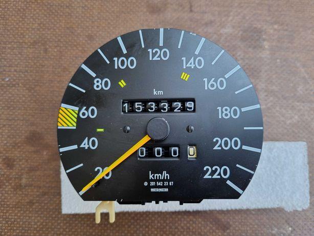 C/Quilómetros, Mercedes 190