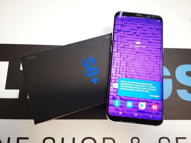 Zadbany Samsung S8 PLUS 64gb Silver