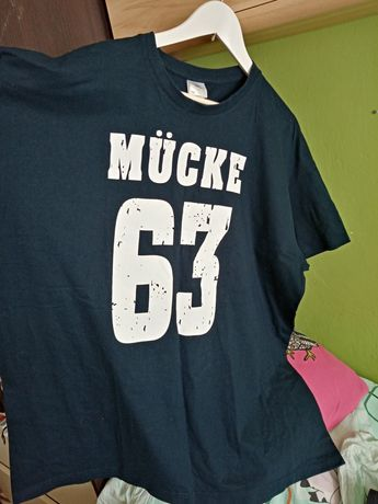 Koszula Duża męska Bluzka XXL Mucke 63