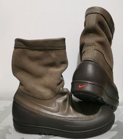 nowe buty zimowe kozaki NIKE model AEGINA MID rozmiar 37,5 /38