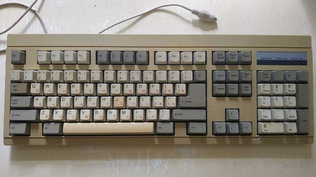 Механическая клавиатура JK-168/268 1990г.