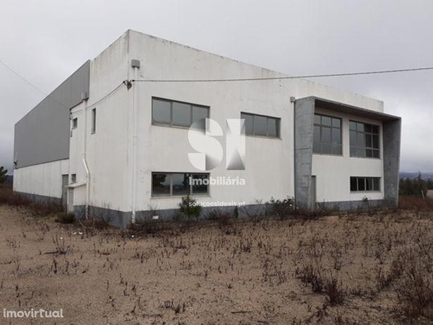 Armazém zona industrial Góis