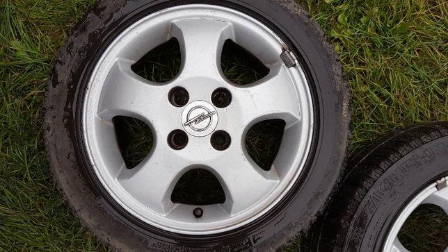 Alufelgi Opel 14
