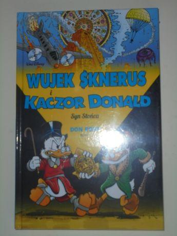 Rosa - Wujek Sknerus i Kaczor Donald. Tom 1. Syn Słońca