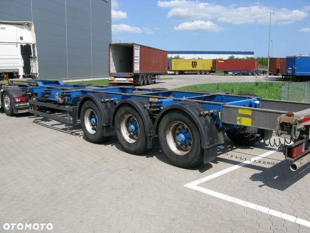Schmitz Cargobull scf  pod kontener stan dobry