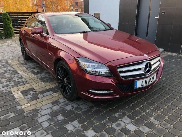 Mercedes-Benz CLS 2014r CLS 250 2.2 CDI Zadbany ANGLIK Piękny !!!