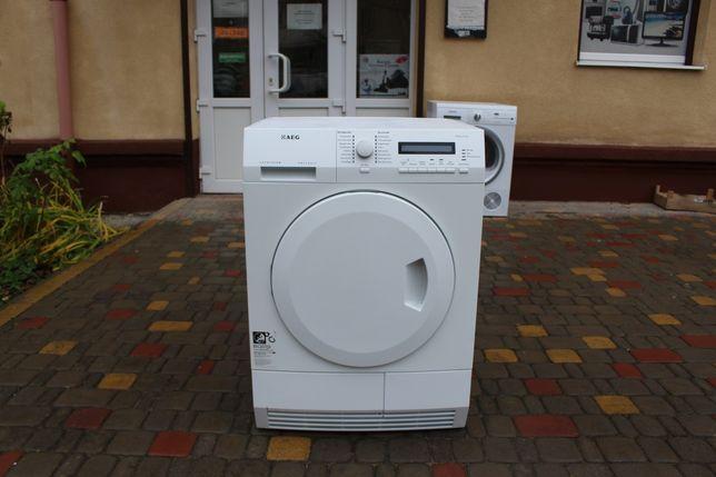 Конденсацеонная сушильная машина AEG protex exclusiv 7kg из Германии!