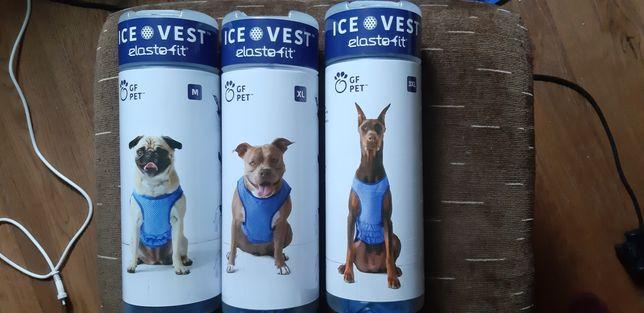 Kamizelka chłodząca dla psów rozmiar M, XL, 3XL