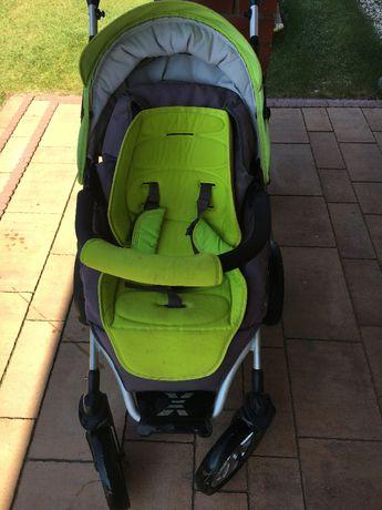 Okazja: Dwa wózki  X-LANDER i parasolka