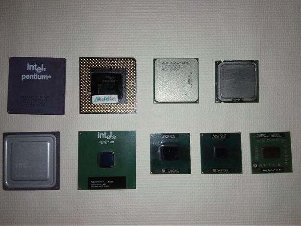 Процессоры Intel & AMD