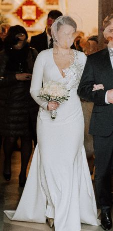 Suknia ślubna Laurelle Melissa 36/38