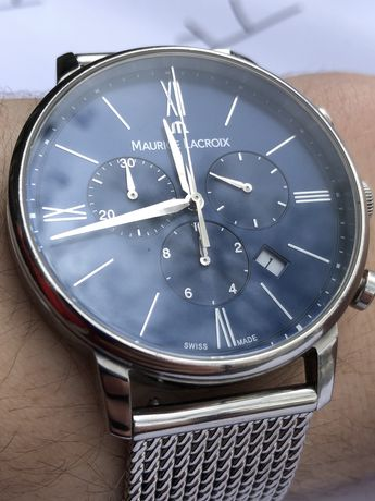Часы оригинал  MAURICE LACROIX EL1098-SS002-410-1