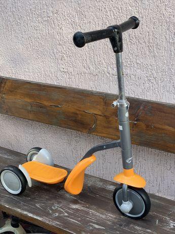 Самокат Geoby Беговел-Велосипед