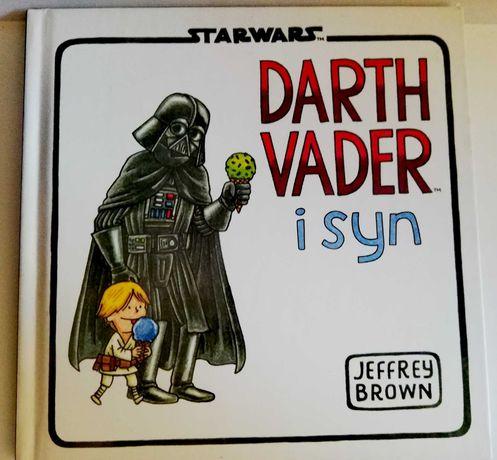 Darth Vader i syn wspaniały komiks Starwars Star Wars dla dzieci