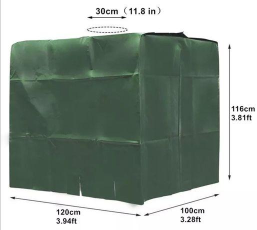 Capa impermeável de depósito de 1000 litros