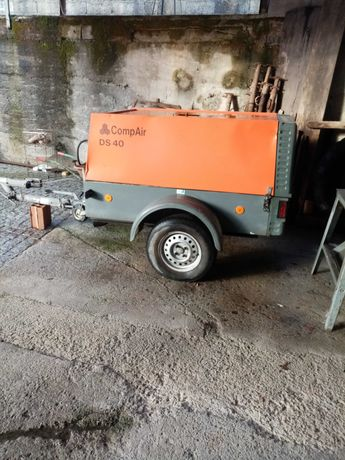 Compressor  industrial ds40 4 cilindros