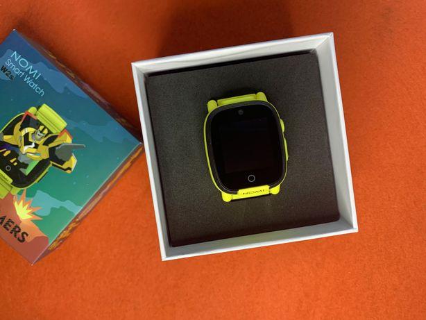 УЦЕНКА Смарт часы/браслеты детские Nomi Kids Sport W20 W2 W2s