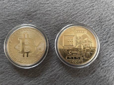 BITCOIN moneta kolekcjonerska