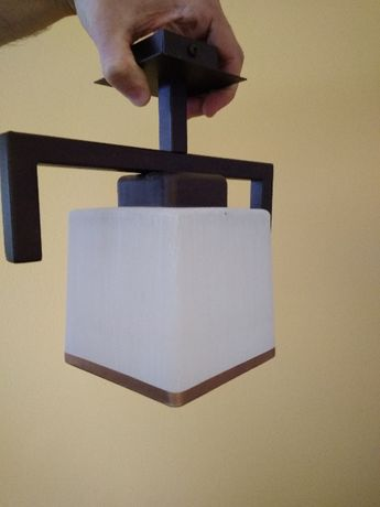 Lampa sufitowa 24cm