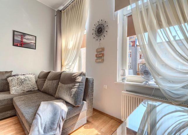 Apartament 2-3 os.[ozonowany] w samym Centrum Sopotu