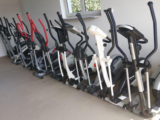 Orbitrek, rower treningowy, spinning, wioślarz-sprzedaż, serwis, KOMIS