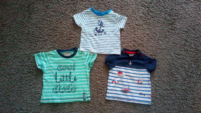 T-shirty / bluzki z krótkim rękawem Babaluno i In extenso, rozmiar 62
