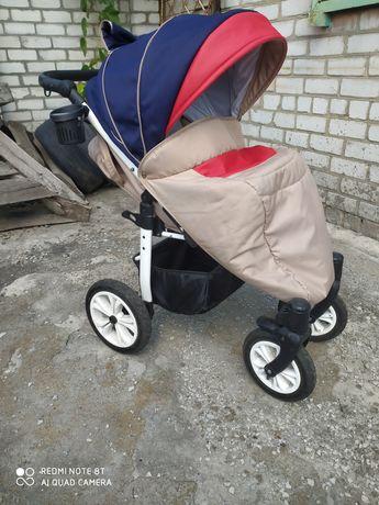 Прогулочная коляска eos camarello