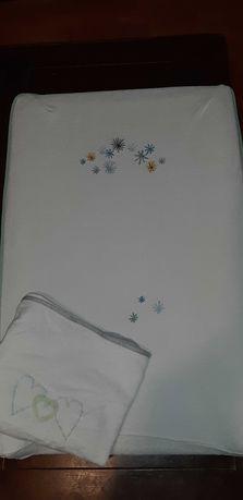 Przewijak, podkładka do pielegnacji IKEA 48/74 cm