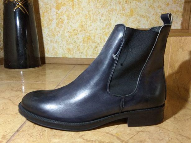 Ботинки челси Francesco del Piado (Италия)