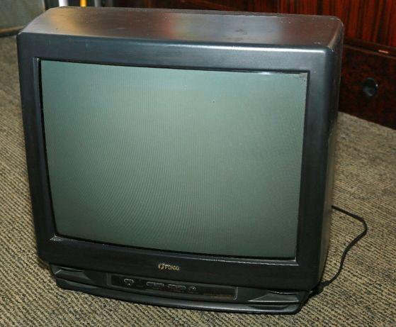 Кинескоп в корпусе с динамиками, телевизор FUNAYI TV-2100A MK 10 HYPER