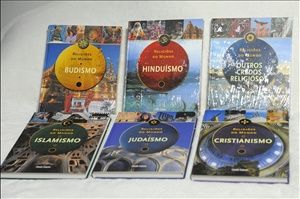 Livros sobre as Religiões do Mundo