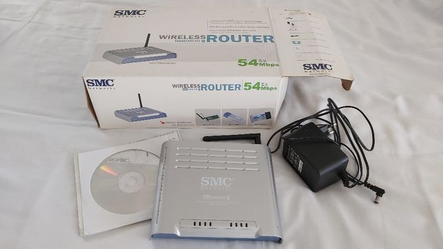 SMC Wireless Router ADSL Barricade G