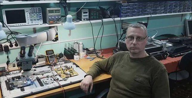 Ремонт Телевизоров, Ремонт стабилизаторов, Ремонт микроволновок