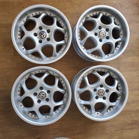Диски 5 112 R17  Volkswagen  ALUTEC Germany
