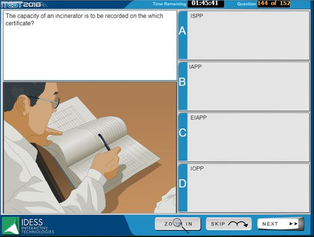 Помощник морских тестов ASK Marlins Test, CES 6.0.4, Itest, Epicgas