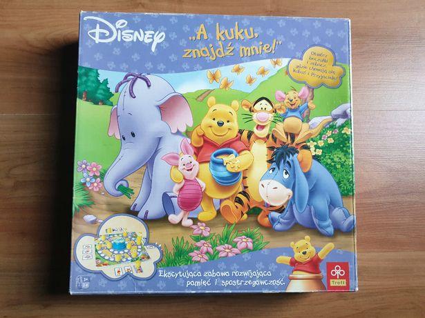 Disney - A ku ku znajdź mnie - Gra dla dzieci