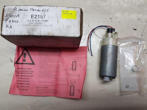 Pompa paliwa elektryczna benzyna E 2157 Mazda Ford