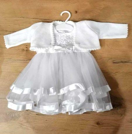 Sukienka na chrzest 62