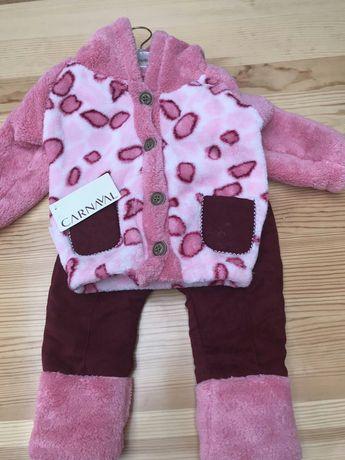 костюм комплект для новорожденных для девочки кофта