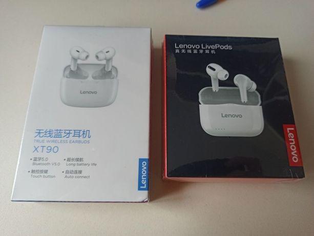 Беспроводные Наушники Lenovo LP1s lp-1s lp 1s lp2 xt90 xt 90 леново
