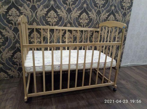 Кроватка + мартац