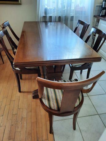 Nowa cena ! ITALIAN DESIGN !!! Stół i krzesła