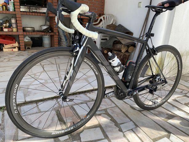 bicicleta estrada bh topo de gama