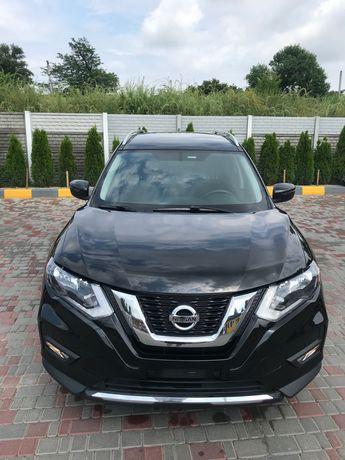 Nissan Rogue Ниссан Рог 2017 Идеал!