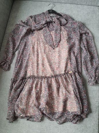 Sukienka O.N.E fioletowa