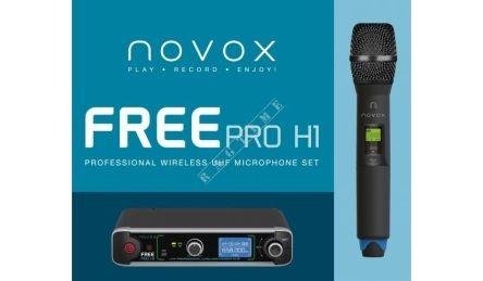Novox Free Pro H1 - mikrofon bezprzewodowy