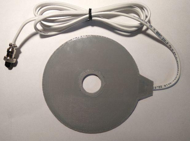 Катушка Мишина. Средний диск