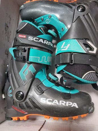 Buty skitourowe Scarpa F1 WMN 24