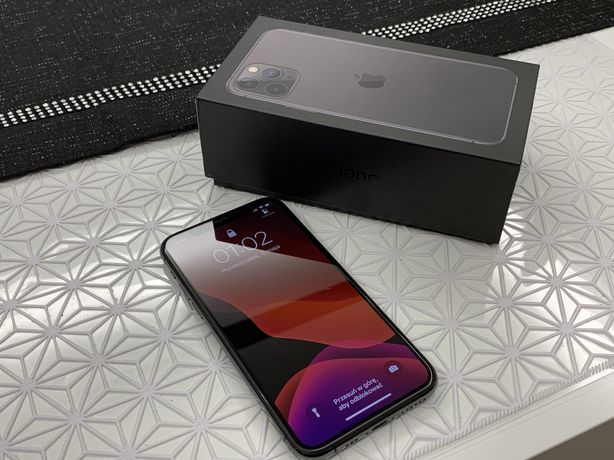 iPhone 11 Pro - 64GB - Space Grey - Zadbany